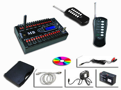 Intellectualized Wireless Firing System- MB32Q- Works out patterns you like