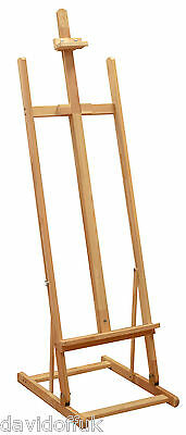 EASEL ARTISTS  CANVASES  PAINTINGS LARGE over 7ft  NEW BLACKBOARD HOLDER CODES5