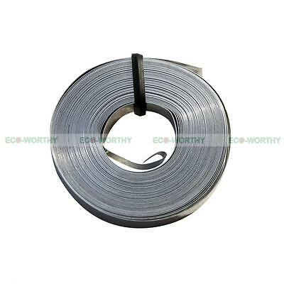 Bus Wire 5mm Width Solder Covered Solar Cell DIY Accessories Length Optional