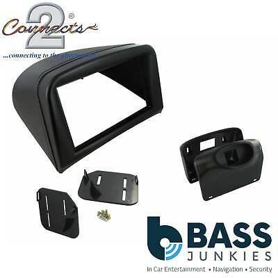 Connects2 CT23PE08 Peugeot 206 Car CD Stereo Double Din Fascia Panel Fitting KIt