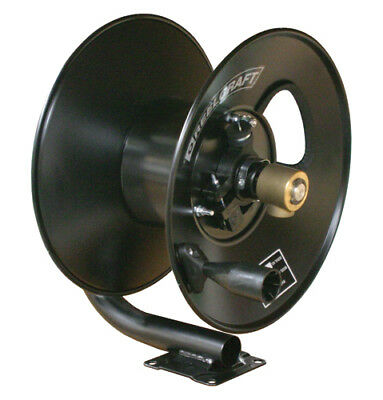 Reelcraft CT6050LN 3/8 x 50, 300 psi, Low Pressure Air/Water Reel, No Hose