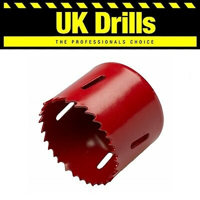 Bi Metal Hole Saw - All Sizes And Arbors Listed + Sets