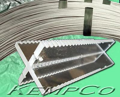 x6 KempCo HHO Cell Tower Blank, .045 316L SS, .045 Wire, +free Gasket & Template