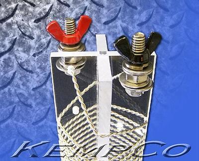 x2 HHO Hydrogen Generator Cell Towers Wrapped with Hardware, +free extras