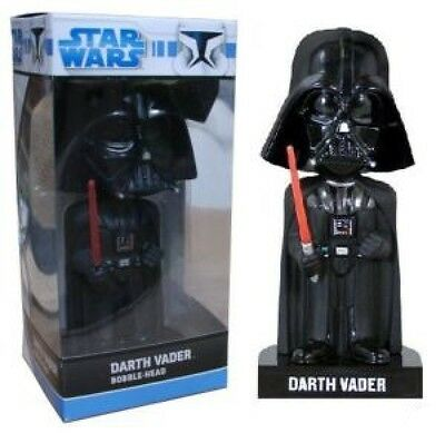 STAR WARS DARTH VADER PVC bobble-head 18cm