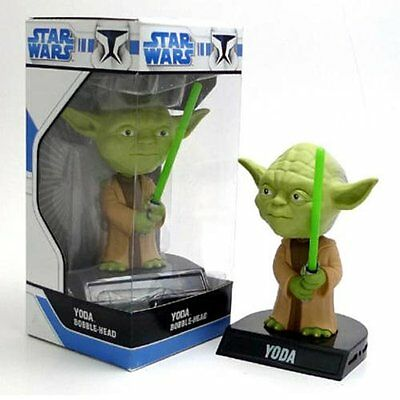 STAR WARS YODA PVC bobble-head 13cm