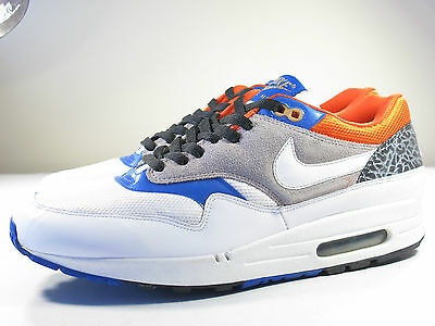 2007 NIKE AIR Max 1 B ATMOS Elephant Size 9 Patta Black
