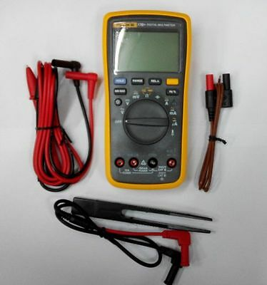 Proffessional Fluke 17B+ Multimeter - With Free 2 Gifts