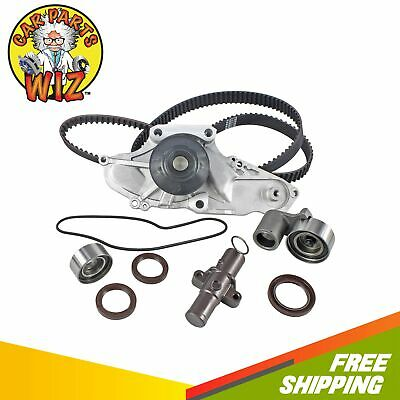 Timing Belt Water Pump Kit Fits 03-17 Acura Honda Accord 3.0L-3.7L V6 SOHC 24v