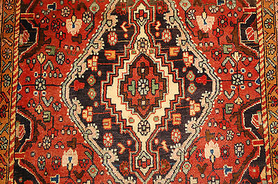 c1930s ANTIQUE FINE PERSIAN SAROUK FERAHAN RUG 2.3x3.6 HIGHLY DETAILED BEAUTY
