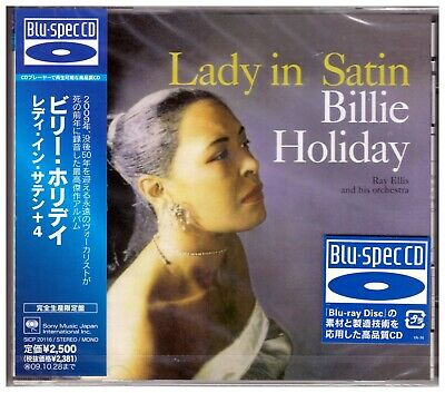 Billie Holiday , Lady in Satin [ Blu-spec CD_Limited Release ]