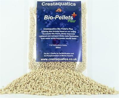 Huge 2000Ml New Improved Bio-Pellets Plus-Nitrate,phosphate Reduction-Bio-Pearls • EUR 49,04