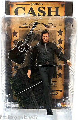 JOHNNY CASH Man In Black PVC figure 16cm by Sota