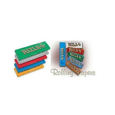 50 Books Rizla Standard/Regular Size Rolling Papers Choose Your Rolling Papers