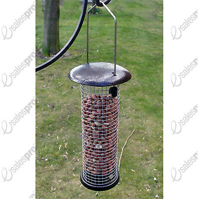Kingfisher Hammertone Finish Bird NUT Feeder - Singles Or Multi Buy Deals