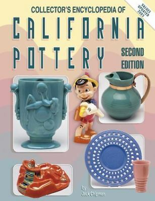 Collectors Encyclopedia of California Pottery ID Price Value Guide 2nd Edition