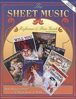 Sheet Music Reference And Price Guide Vintage Antique Ephemera ID Identification
