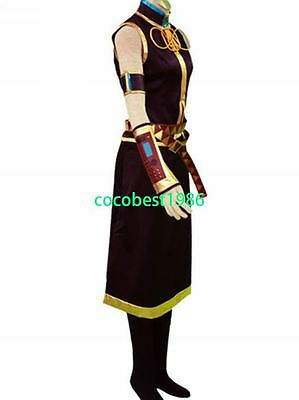 Vocaloid Megurine Luka Cosplay Costume any size