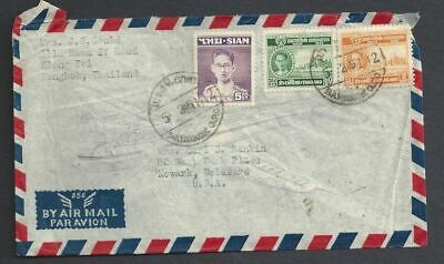 1950 Cover To Delaware
