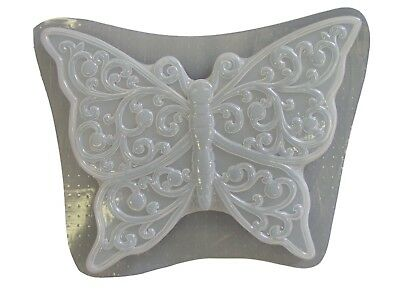 Huge Butterfly Concrete Cement Plaster  Stepping Stonemold 1115