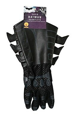 Batman Child Gauntlets Costume Accessory
