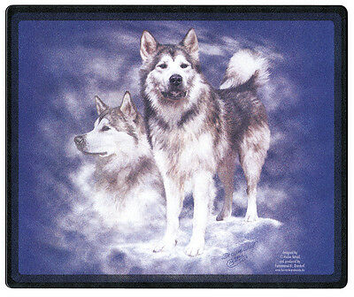 Designer Mousepad Eyecatcher Collection Boetzel Malamute Husky 22593