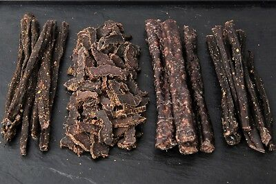 Biltong - 1kg - Super Mixed Selection