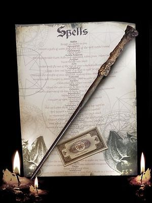 Harry Potter Style Wand, Hogwarts finest Gifts for HP Fans!  Ideal present idea!