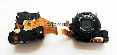 Original Black Lens Zoom Unit Repair Part for Canon A3000 IS with CCD