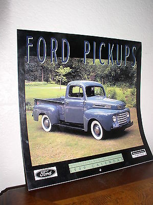 1999 Calendar: Ford Pickups - Photography by Clint Farlinger