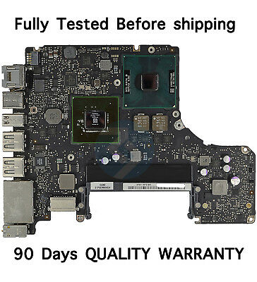 "Apple MacBook Pro Unibody 13"" A1278 2010 2.4GHz Logic Board 820-2879-B 661-5559"