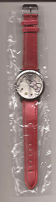 Adorable Hello Kitty Watch Brand New Stainless Steel Water Resistant