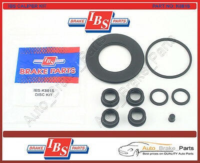 Brake Caliper Repair Kit for HOLDEN TORONA LX Front PBR Aluminium Calipers