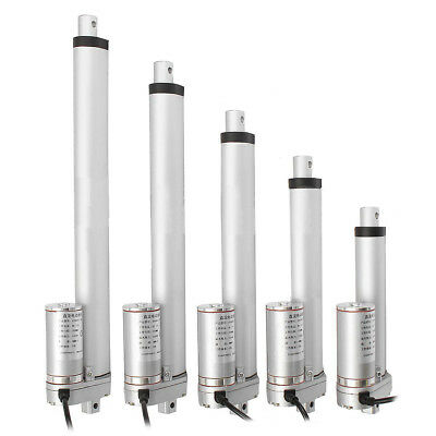 12 Volt 330 lb Linear Actuator Electric Motor Push Rod for Booth,Lifting,Sofa