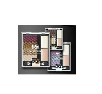 Nyc Individual Eyes Eyeshadow With Primer & Illuminator #you Choose Color