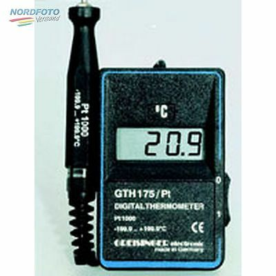 GREISINGER Digital-Thermometer GTH 175/Pt