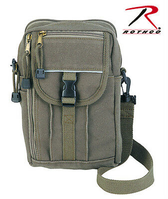 Passport Travel Pouch Olive Drab Classic  Rothco 9146
