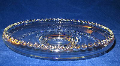 """Imperial Candlewick 12"""" Float Bowl - Underplate"""