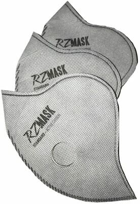 Rzr Masks Filtered Dust Mask Replacement Filter Pack Of 3 Filters Rz Mask