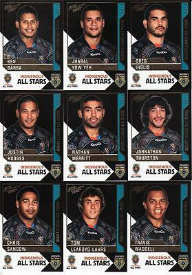 2012  Dynasty  All Stars Full Set