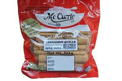 Cinnamon Quills Cinnamon Stick 50g sealed packet High Quality