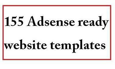 150+ adsense websites templates affiliate money earning turnkey article cheap