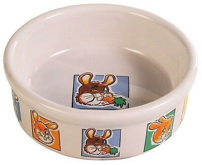 NEW Trixie Ceramic Bowl for Rabbits 240 ml