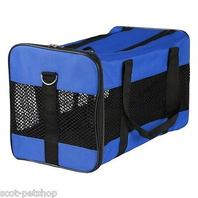 NEW Jamie Large Blue Carrier Pet Bag For Cats & Dogs 28761