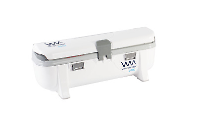"""Wrapmaster 3000 12"""" Dispenser Catering ClingFilm & Foil Kitchen Food Supplies"""
