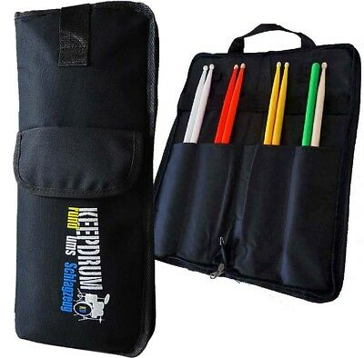 KEEPDRUM Tasche für Drumsticks Nylon Stickbag