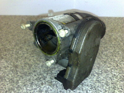 1998-2007 LAND ROVER DEFENDER 90 TD5 2.5 THROTTLE BODY WITH AIR FLOW MASS METER