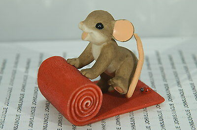 Rolling Out The Red Carpet~Charming Tails~New 2013~In Box~Free Shipping Us~