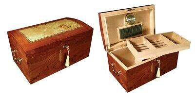Prestige Import Group THE Broadway Cigar Humidor