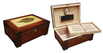 Prestige Import Group THE Stetson Cigar Humidor